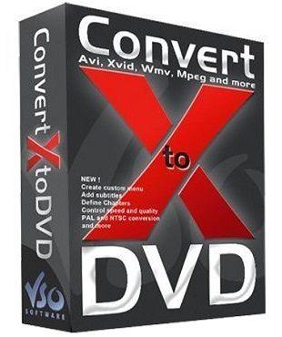 VSO ConvertXtoDVD 7.0.0.43 [Multi][Convertir videos a DVD] - CineFire.Tk