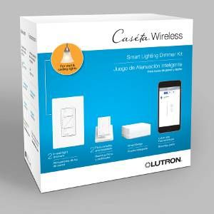Lutron Caseta First with HomeKit Home Automation Hardware Using Apple HomeKit, Lutron Caséta wireless lighting and Serena shades, via Smart Bridge home automation gateway, can now be controlled using Siri voice commands.