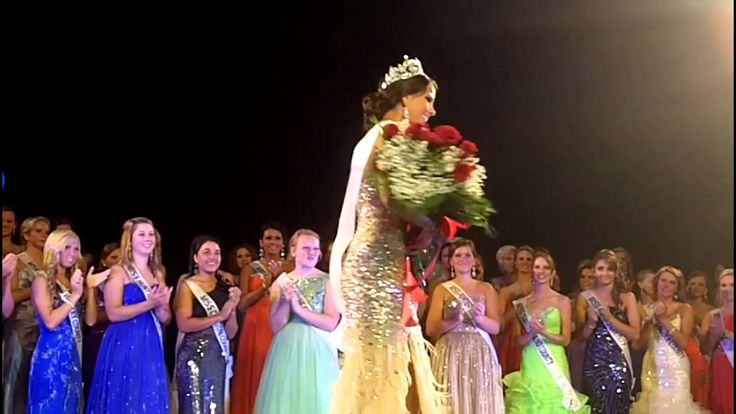 Indiana State Fair Queen Pageant Winner 2014 Miss
