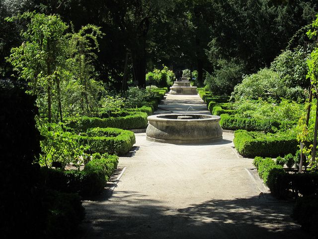 Real Jardín Botánico. Madrid by voces, via Flickr