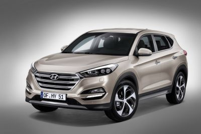 New Hyundai Tucson 2016 by drive.gr