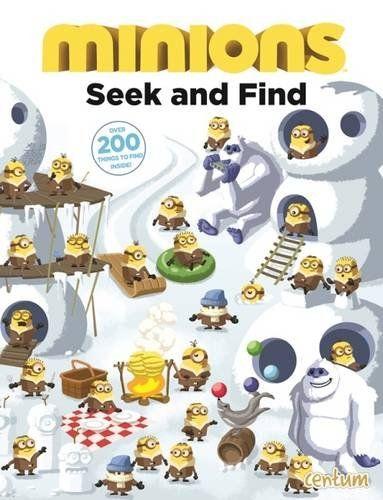 Minions: Seek and Find (Minions Movie)