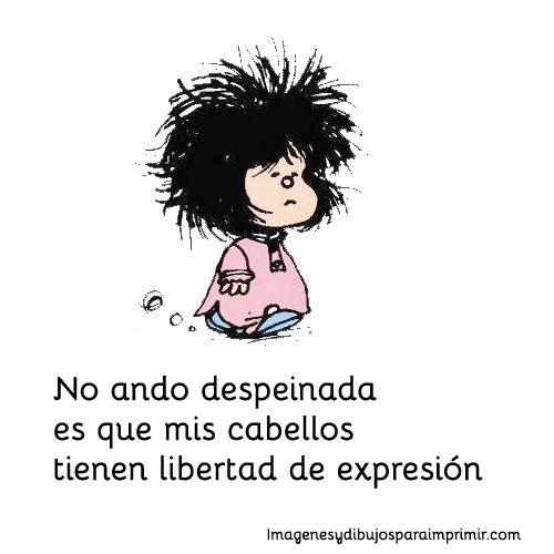 Imagenes y frases de Mafalda