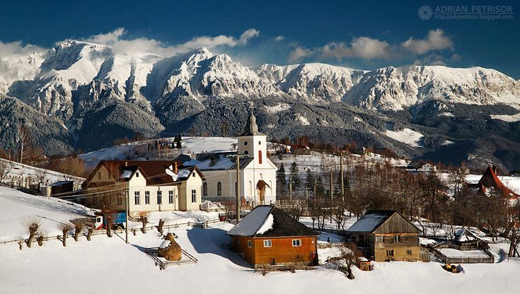 Winter in Romania #winterholidays #visitromania. Credits Adrian Petrisor