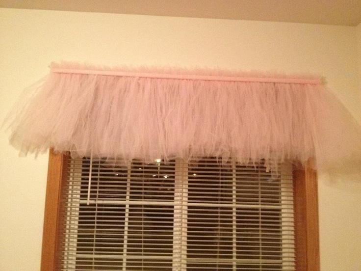Tutu curtains!
