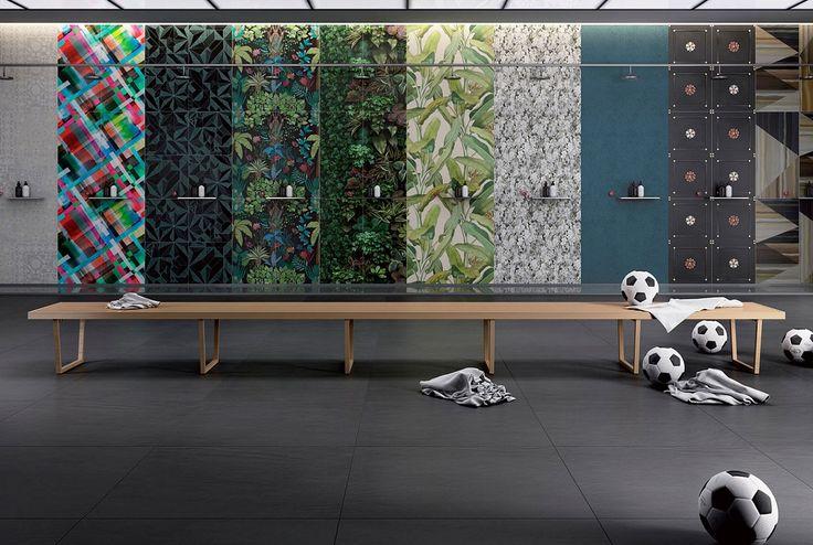 41zero42 Paper41 / 41зеро42 Пейпер 41 - Керамическая декоративная плитка для жилых интерьеров и общественных пространств (Италия). КЕРАМОТЕКА.