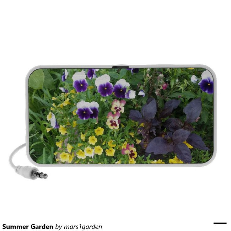 16 easter gifts pinterest summer garden mini speaker negle Images