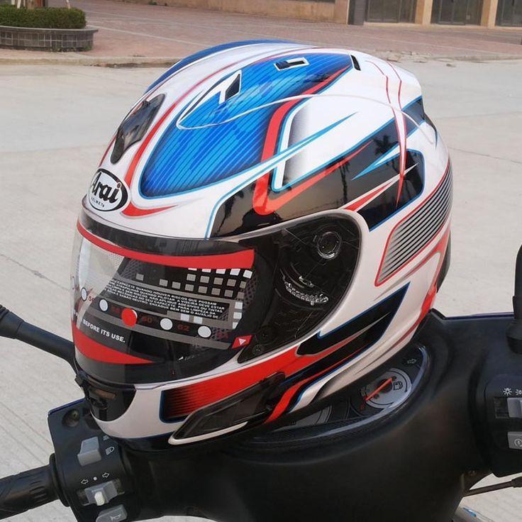 Capacete da motocicleta capacete ARAI Rx7-top RR5 pedro capacete da motocicleta