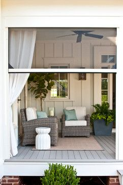 25 best screened in porch cost ideas on pinterest for Phantom screens cost