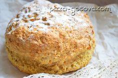 как испечь хлеб без дрожжей фото