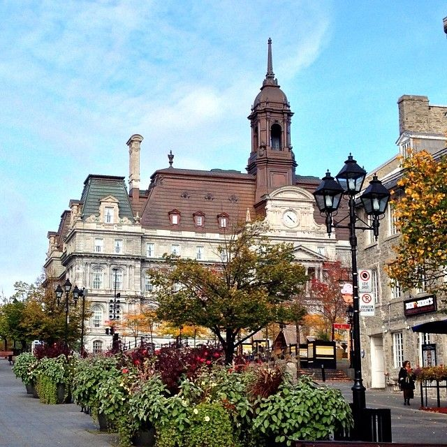 Place Jacques-Cartier: liveliest spot in Old Montréal, this gently inclined square hums with performance artists, street musicians and the animated chatter from terrace restaurants linings its borders #montreal #bucketlist