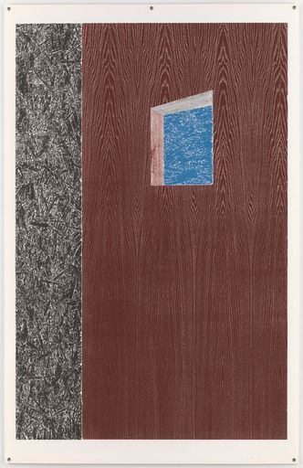 Thomas Schütte. Untitled from Woodcuts. 2011