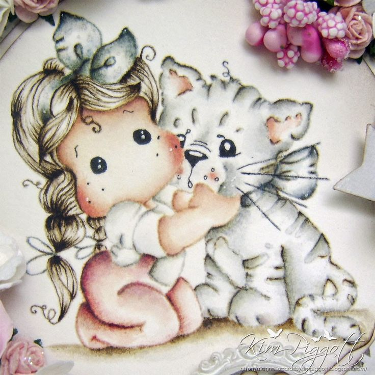 Magnolia Cards by Kim Piggott: Marvelous Monday!....