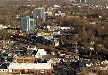 Falls Church, Virginia - Great little town :) Used to live there!