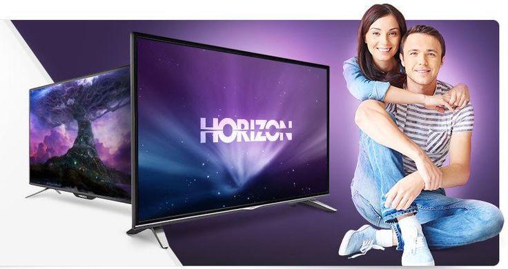 Televizor LED 109 cm Horizon 43HL7510U 4K UHD Smart TV