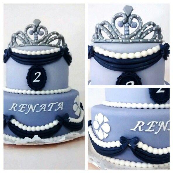 Torta de la Princesa Sofia #Sofiathefirst #Cake