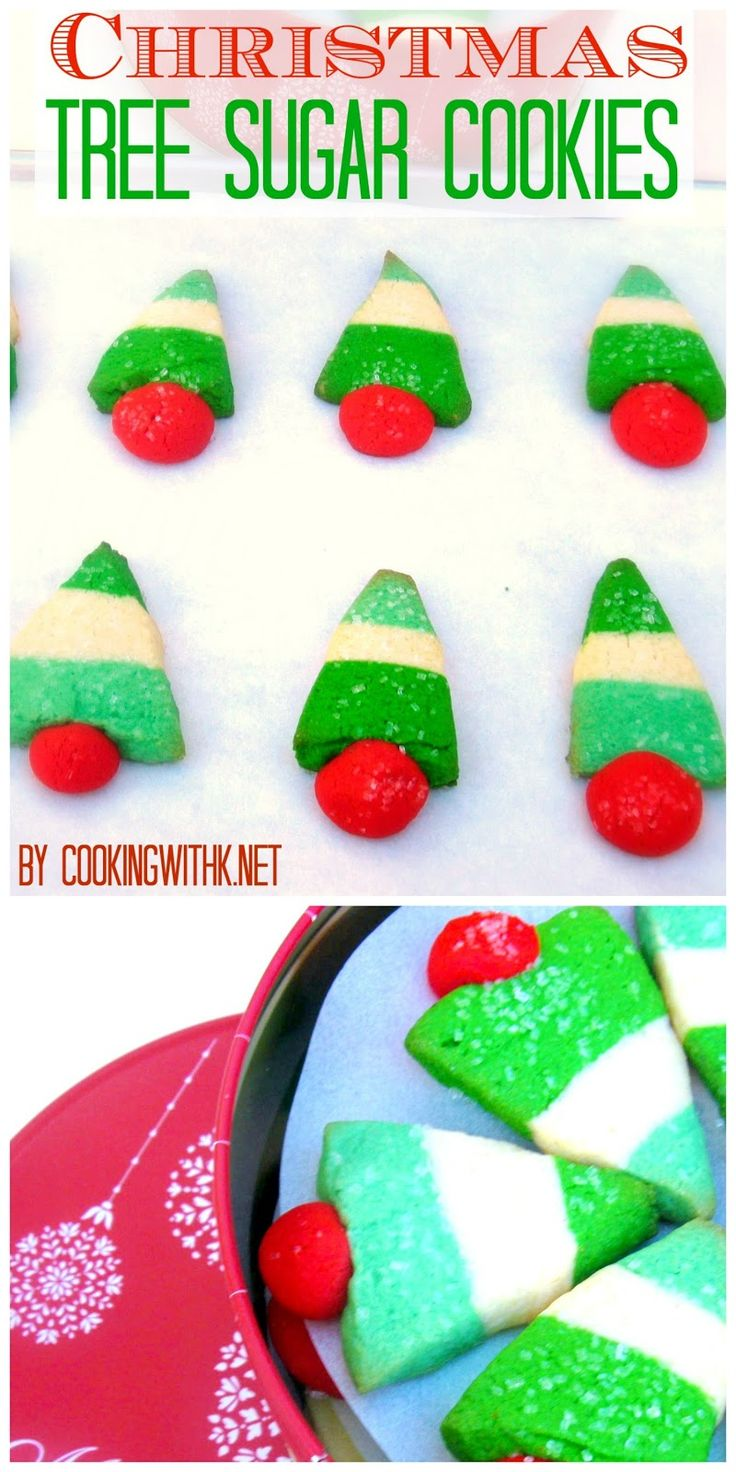 221 best Ho Ho Ho Cookies - Reindeer Snowman Santa Trees images on ...