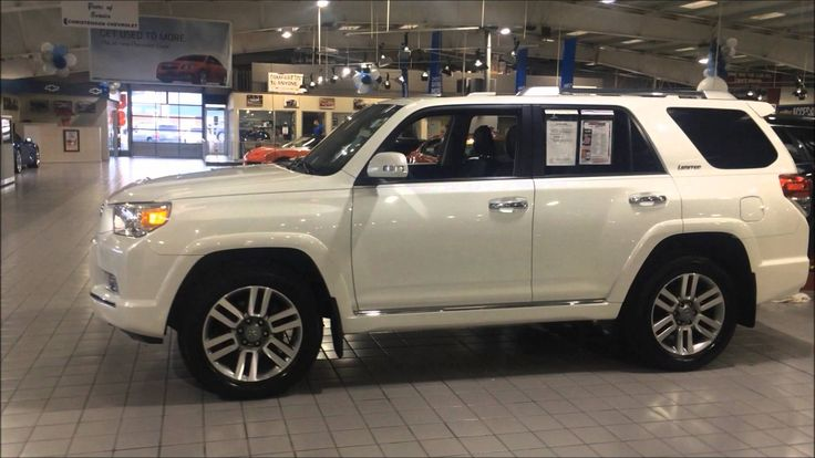 Used Toyota 4Runner 4x4 Near Crown Point Indiana 2010 Limited