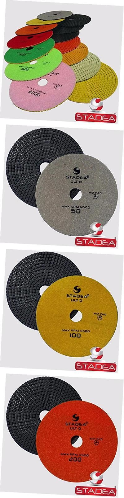 materials: Granite Polishing Pads 7 Diamond Pads For Granite Quartz Stone Polish -> BUY IT NOW ONLY: $41.69 on eBay!
