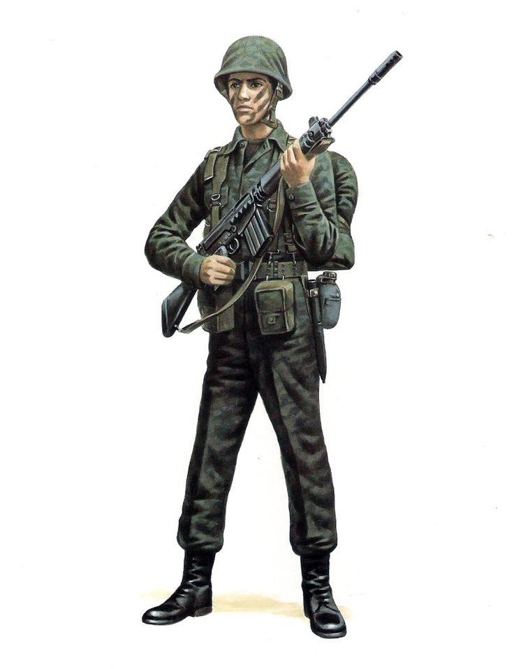 Uniformes del Ejército de Chile de 1970, pin by Paolo Marzioli