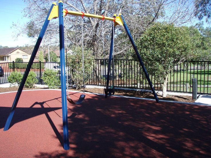 Heatley Reserve - Sager Place, East Ryde, NSW #EastRyde #Ryde #Park #Playground #Kids #CityofRyde #RydeLocal #Children #Swing