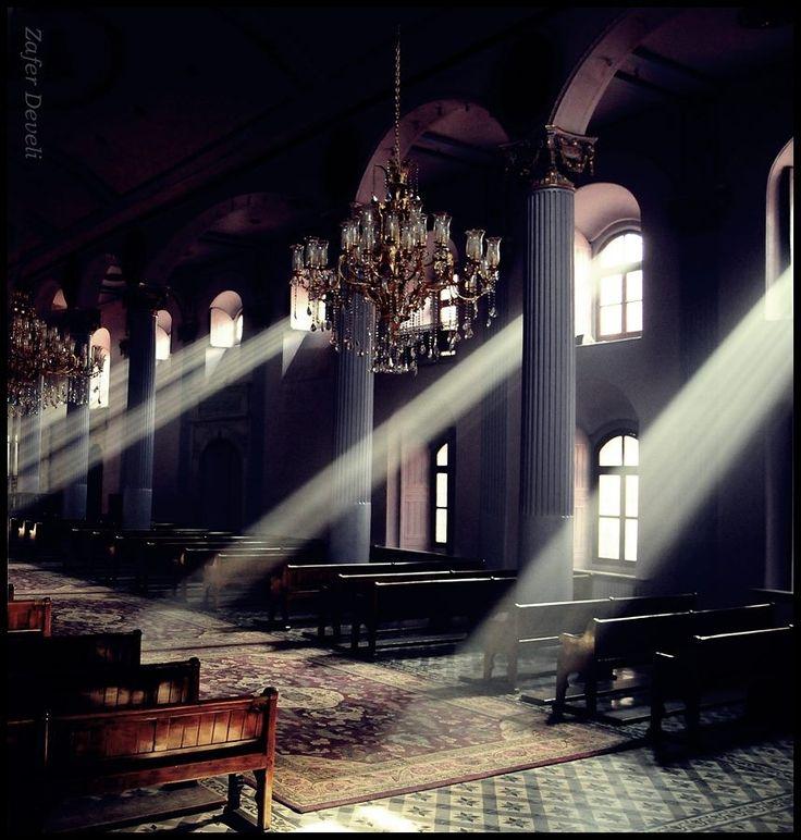 Holy Mother-of-God Armenian Patriarchal Church- Kumkapi, Istanbul