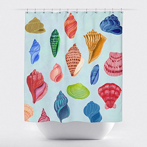 Oodles of kids shower curtains, to tickle their fancy and yours. An easy and…