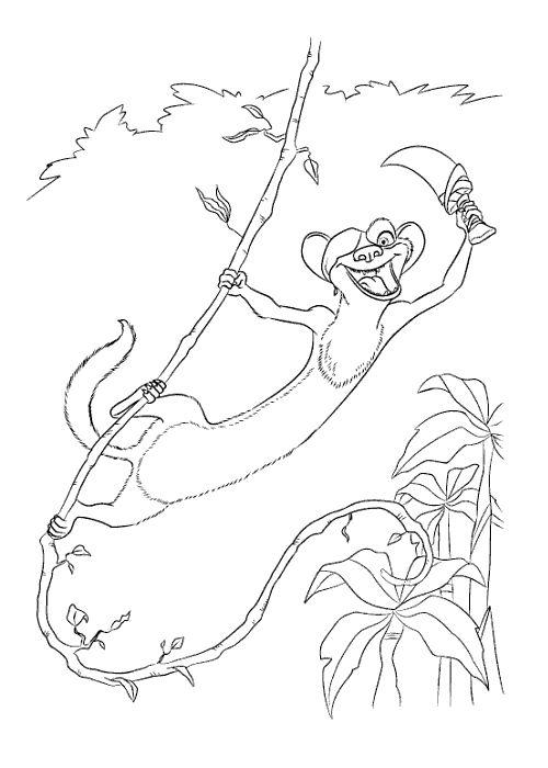Guarda tutti i i disegni da colorare de L'Era Glaciale www.bambinievacanze.com