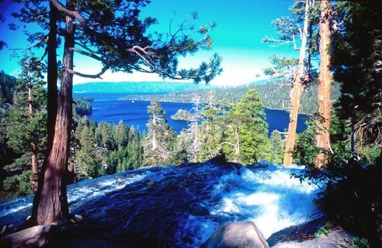 Eagle Falls....take me here