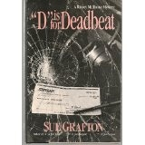 D is for Deadbeat (Kinsey Millhone series) FINISHED