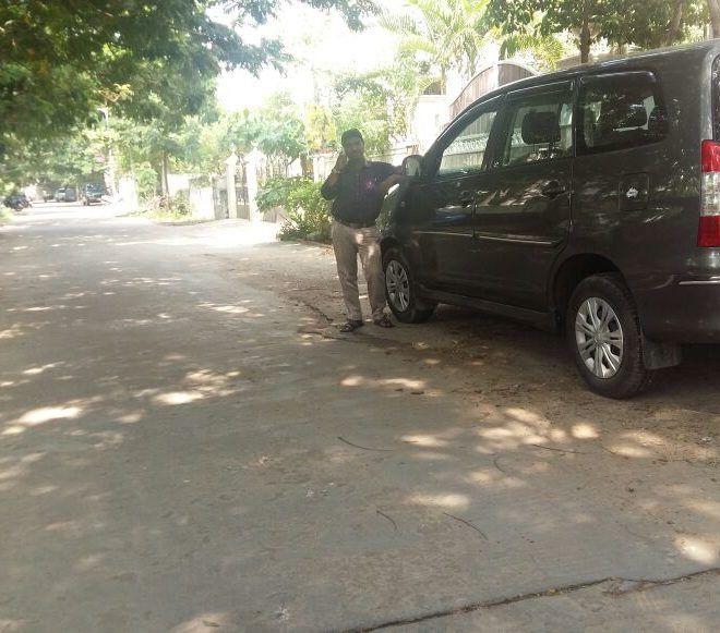 ECR neelankarai kapaleeswarar Nagar West facing house 3