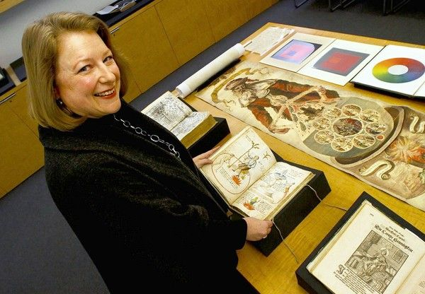 """Deborah Harkness author of """"A Discovery of Witches (ADOW)"""" and """"Shadow of Night (SON)"""""""