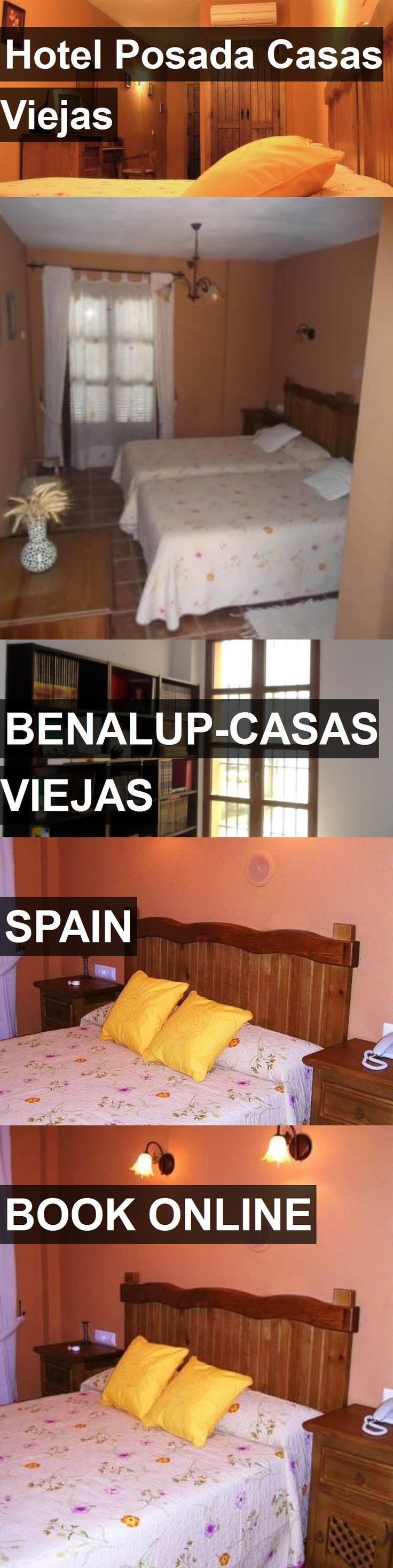 Hotel Hotel Posada Casas Viejas in Benalup-Casas Viejas, Spain. For more information, photos, reviews and best prices please follow the link. #Spain #Benalup-CasasViejas #HotelPosadaCasasViejas #hotel #travel #vacation