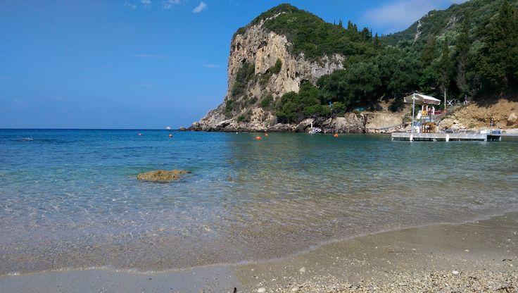 Ampelaki Beach, Corfu