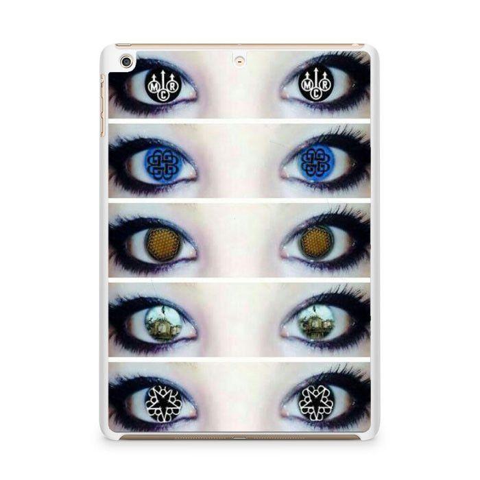 Eyes Circle Band Heavy Metal IPAD AIR