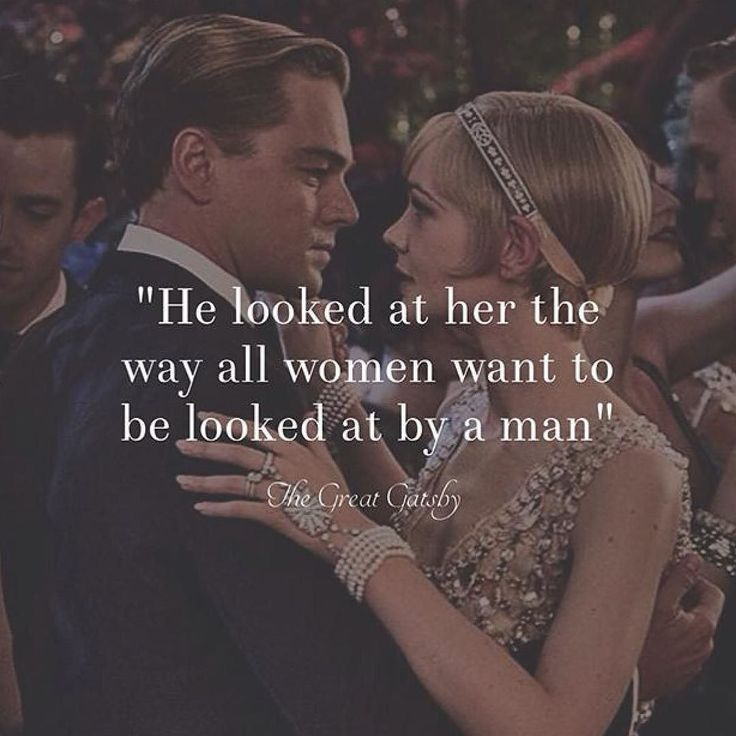 Tag someone leonardo dicaprio in the great Gatsby…