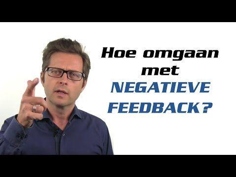 Video: hoe ga je om met (onterechte) kritiek? - Jobat.be