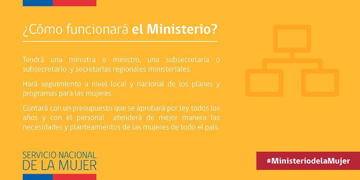 ¿Cómo funcionará el Ministerio de la Mujer y la Equidad de Género?