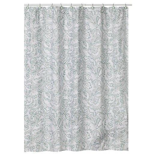 100% Shower Curtain Beaumont - Jennifer Adams : Target