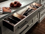 Trish Namm - - cabinet and drawer organizers - new york - by Trish Namm, Allied ASID - Kent Kitchen Works