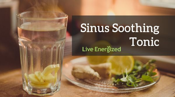 how to clear sinuses after a cold