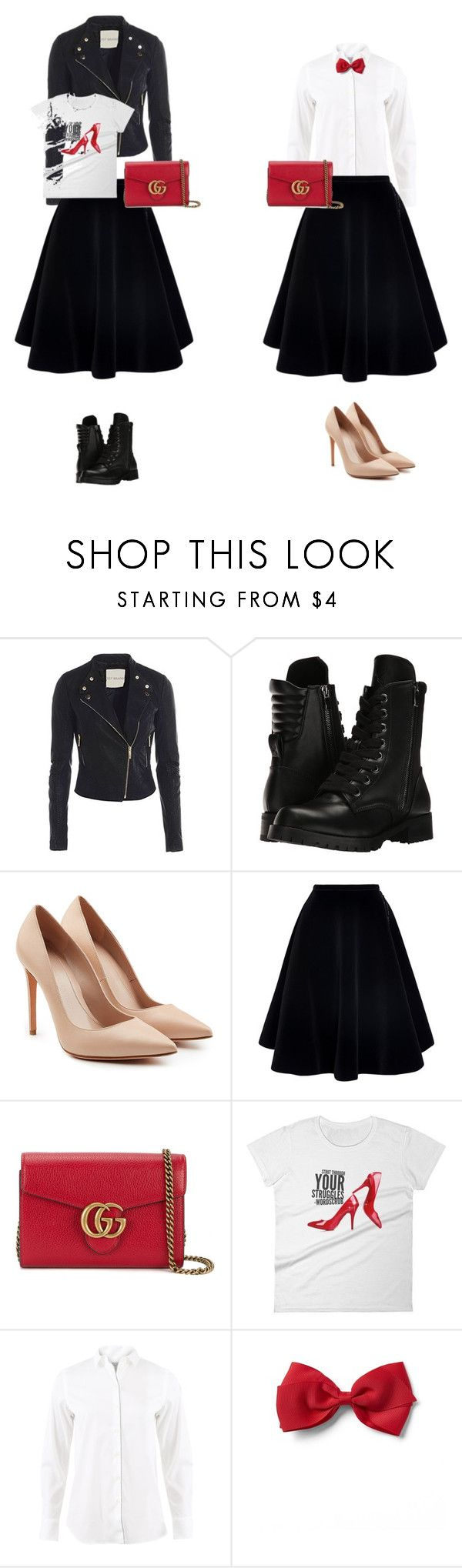 """Без названия #6"" by natazain on Polyvore featuring мода, Capezio, Alexander McQueen, N°21, Gucci и Brunello Cucinelli"