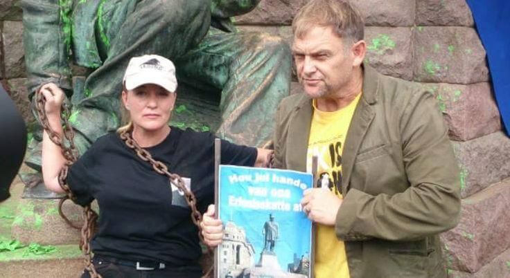 "(113) Steve Hofmeyr - Toespraak te Kerkplein, 8 April 2015: ""We have no..."