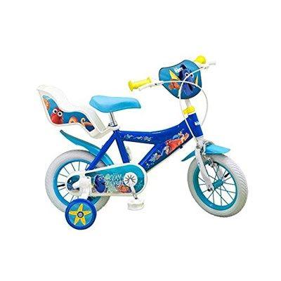 Chollo Amazon España: Bicicleta Buscando a Dory de 12 pulgadas por solo 49€ (un 51% de descuento del precio de venta recomendado y precio mínimo histórico)