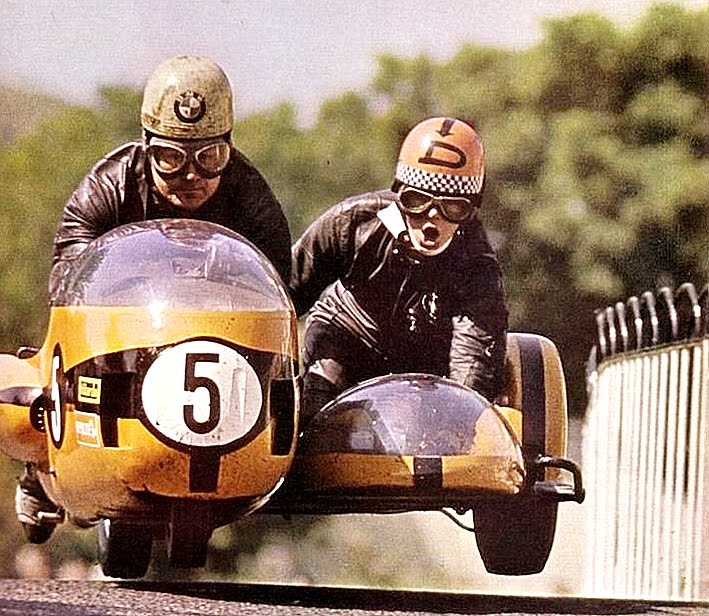 Bill & Dane TT racing