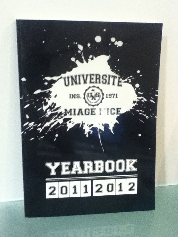 Yearbook MIAGE Nice 2011-2012