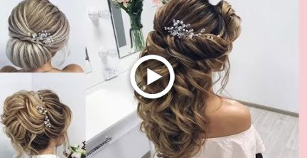 Beautiful Prom Hairstyles 2018  ||  Quick and Easy Hairstyles  ||    Hairstyles for
