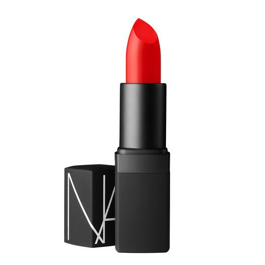 Hot hot hot...NARS Matte Heat Wave is a bright orange-red that's out of this world.