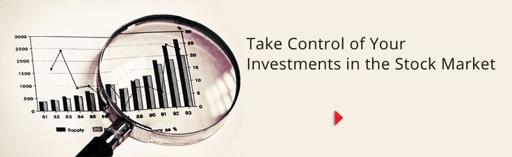 Take Control of Your #Investment in the Stock Market.. #stockmarket