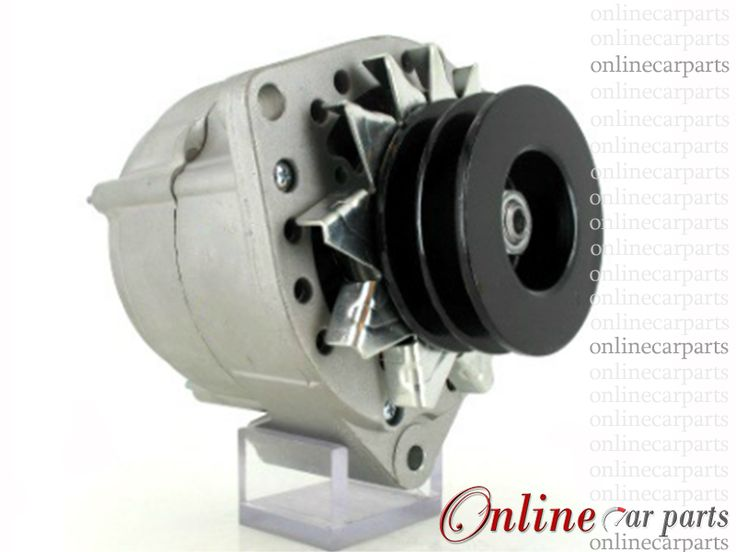 Mercedes-Benz V Series 55A 24V 2 Groove N1 IR/EF 80mm Foot Double Pulley Alternator OE 0120469001